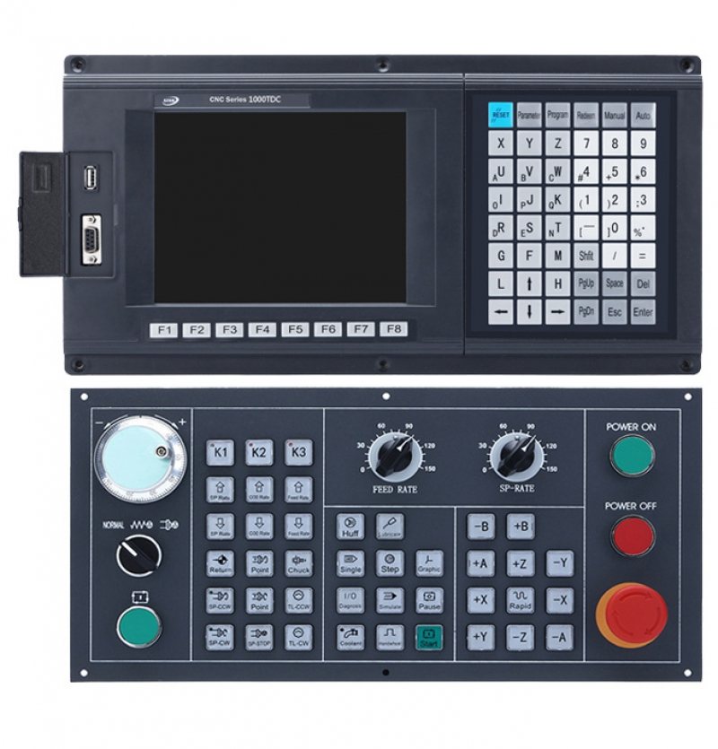 CNC1000TDc-5 5 Axis CNC Controller for Lathe & Turning Center