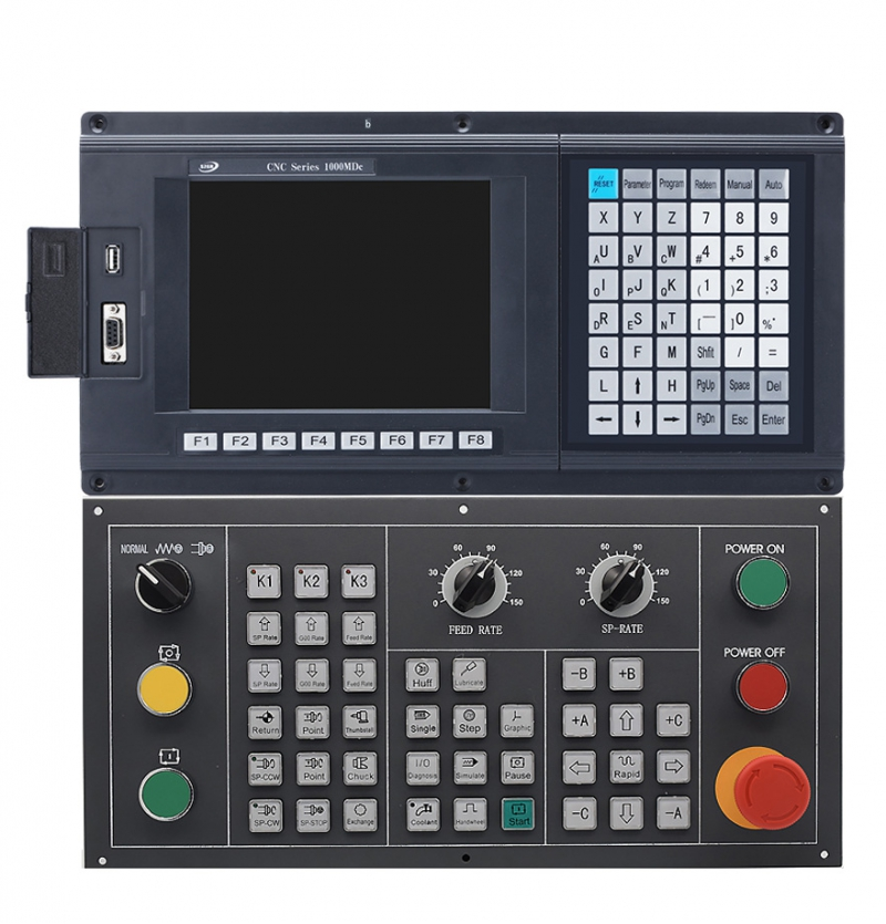 CNC1000MDc-4 4 Axis Milling/Drilling/Engraving CNC Controller